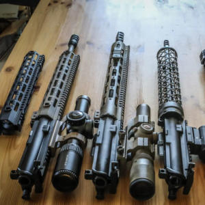 Forend and Handguard